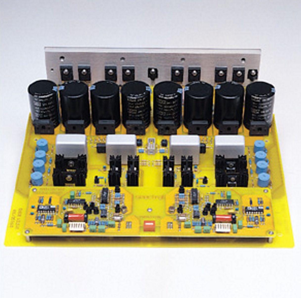 Spectral Audio Dma 200s High Resolution Amplifier Power